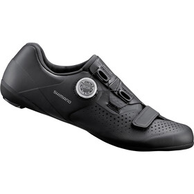 Shimano SH-RC5 Bike Shoes Wide Men, black